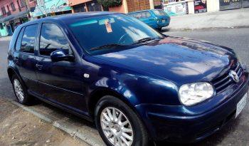 Volkswagen Golf 2005 usado ubicado en Guatemala Mecanico, DE AGENCIA modelo 2005 motor 2.0 aros de magnesio originales frenos ABS en las 4 llantas bolsa de aire del conductor Retrovisores electricos vidrios electricos polarizados