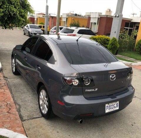 Usados: Mazda Mazda3 2008 en Carros Guatemala full