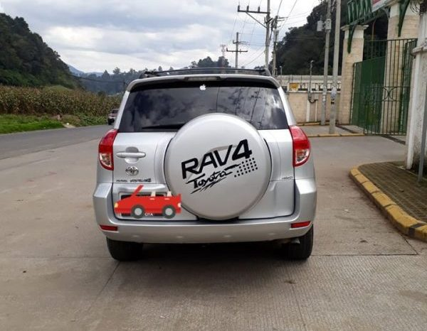 Toyota Rav4 2008 usado ubicado en Quetzaltenango, Guatemala MÁS INFO. POR WATSHAPP 5708-2724
