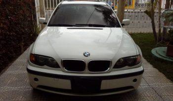 BMW 325i 2003 - Full equipo - Triptonic A la venta BMW 325i blanco, triptronic Bocinas, tweeters y woofer marca Harman Kardon, Sunroof, Motor 2.5, Sillones de cuero