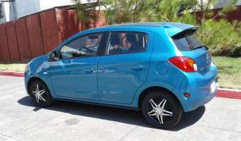 Mitsubishi Mirage 2014 full
