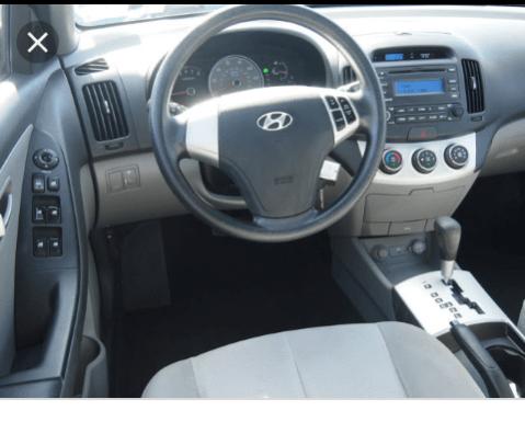 Hyundai Elantra 2009 full