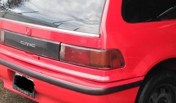 Honda Civic 1990 full