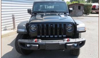 Jeep Wrangler 2019 3,6 l-285 caballos de potencia-352 Nm-Cabina Doble 4-8 - transmisión automática -Arranque & Parada-acabado Rubicon-techo rígido retráctil - guarnicionería de Cuero beige con bordado Rubicon -Blue climatizados-volante climatizado-ordenador de a bordo-Llantas de aluminio 17 pulgadas