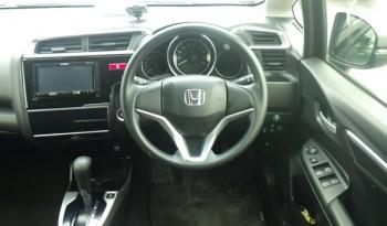 Honda Fit 2017 full