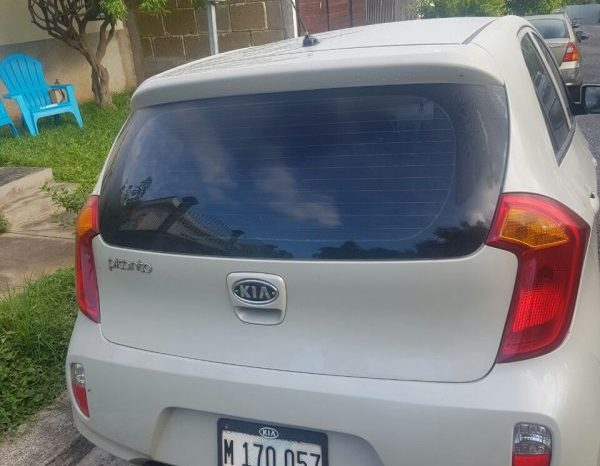 Usados: KIA Picanto 2012 en Managua full