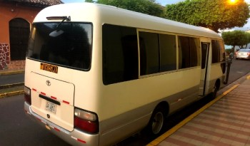 Toyota Coaster 2010 full
