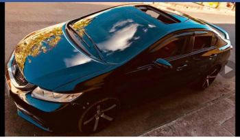 Honda Civic 2015 full