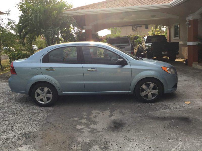 Usados Chevrolet Aveo 2012 En Panam Carros Panam