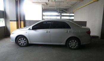 Toyota Corolla 2012 usado ubicado en Panamá Auto tiene Alarma e Inmobilaizer de fabrica, AC, Air Back, Alogenos,