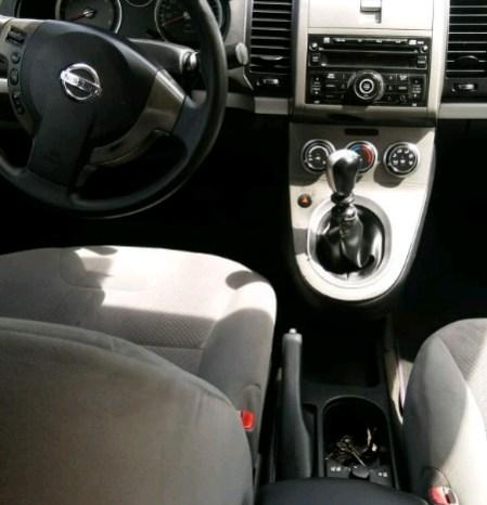 Nissan Sentra 2012 full