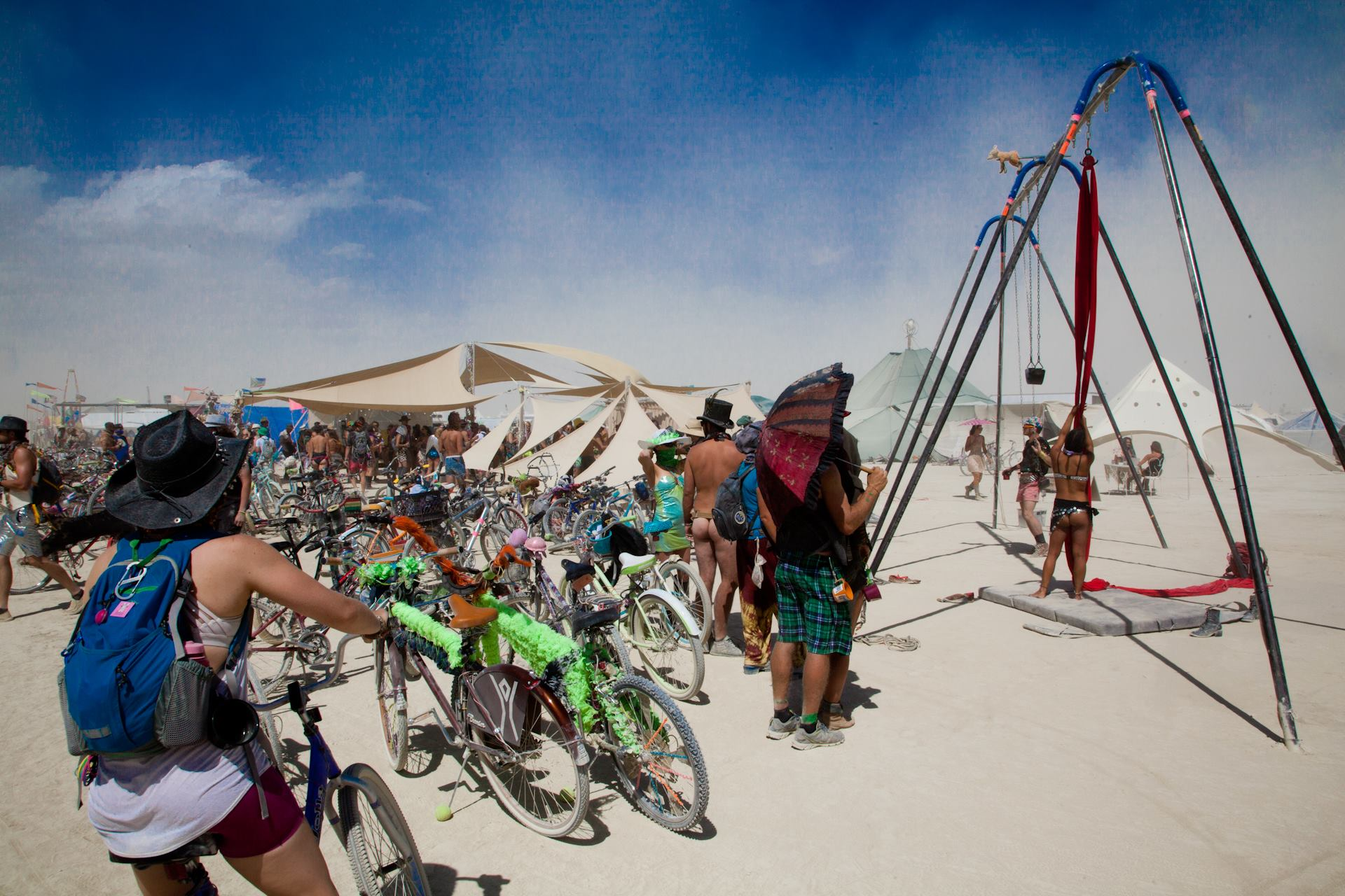 Magic of Burning Man