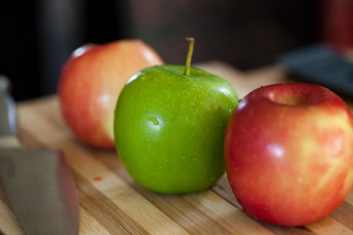 Whole Wheat Vegan Apple Galette with Salted Caramel Sauce | Vegan Dessert Recipe | Vegan Pie | Autumn Dessert | Fall Dessert