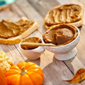 The BEST Fall Snack | Naturally Sweetened Pumpkin Butter Recipe | No Refined Sugar | Quick and Easy | Kid-Friendly Fall Desert