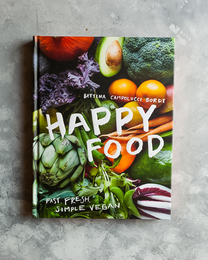 Happy Food | Carrots & Flowers Vegan Holiday Gift Guide 2018