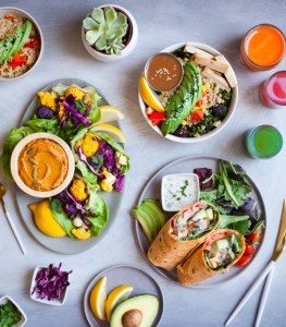 California Cuisine Chapter from 30 Minute Vegan Dinners by Megan Sadd