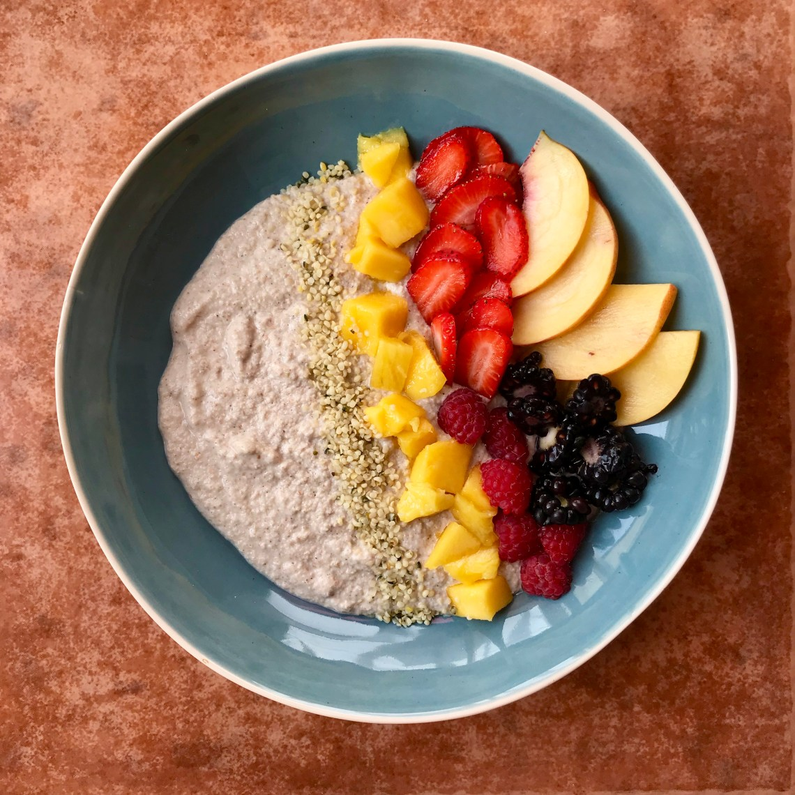 Fermented Buckwheat Porridge