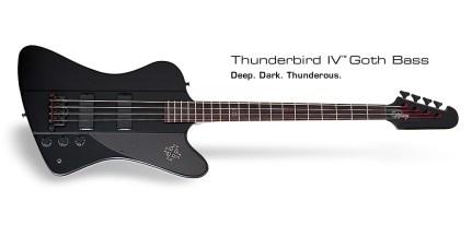 epiphone thunderbird bass iv