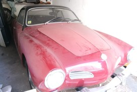 restauro auto d'epoca da Carrozzeria Valceresio Arcisate _9