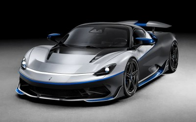 Automobili Pininfarina – Battista Anniversario