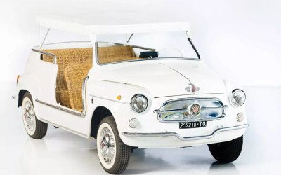 Fiat – 750 Jolly Abarth
