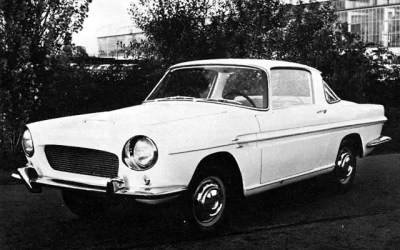 Lloyd – Arabella Coupé