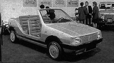 Fiat – Uno Spiaggina