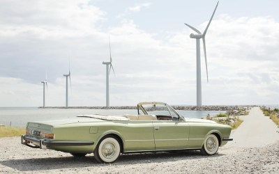 Rolls Royce – Phantom VI Drophead Coupé