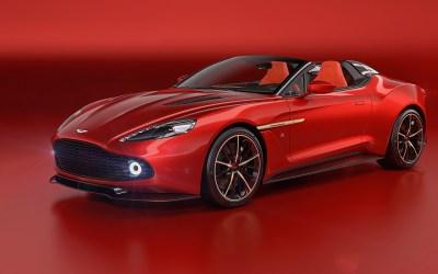 Aston Martin – Vanquish Speedster