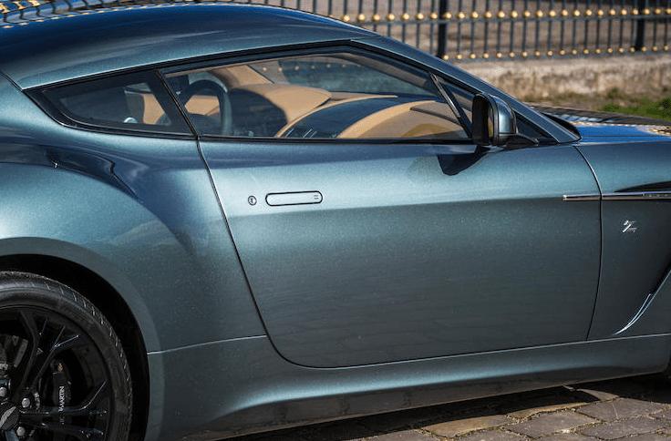 Aston Martin V12 Zagato Coupé (2)