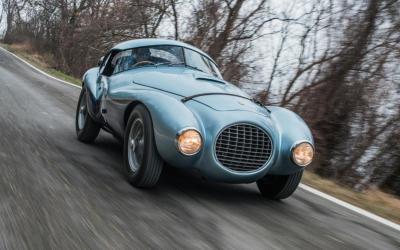 Ferrari – 166 MM/212 Uovo