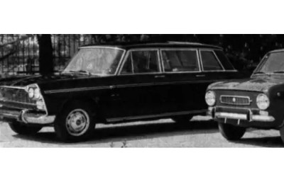 Fiat – 2300 L President