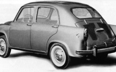 Fiat – 600 D Caprera