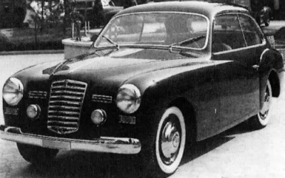 Fiat – 1100 Coupé Allemano