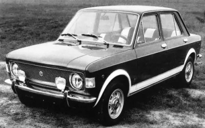 Fiat – 128 Rallye