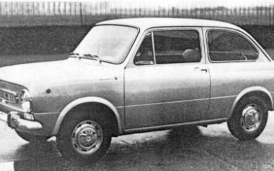 Fiat – 850 S Lusso