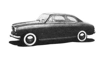 Fiat – 1400 Coupé Allemano