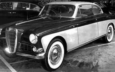 Lancia – Aurelia B50 Coupé