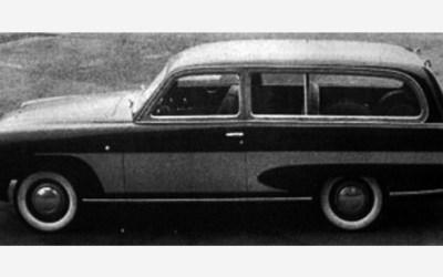 Fiat – 1400 Giardinetta Boneschi