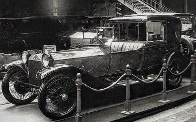 Lancia – Lambda Coupé de Ville