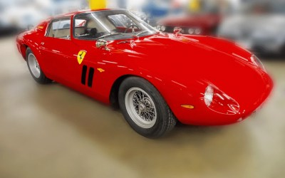 Ferrari – 250 GTE Racing