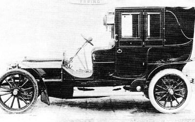 Fiat – 16/20 HP Landaulet