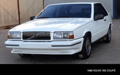 Volvo – 760 Coupé