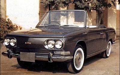 Hino – Contessa 1300 Cabriolet