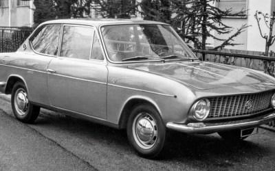 Fiat – 124 Coupé Scioneri