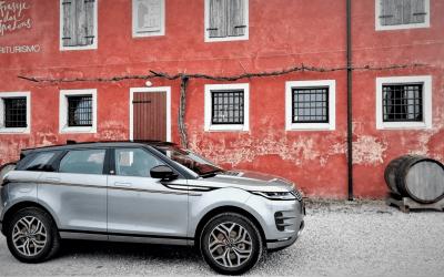 Range Rover – Evoque Castagna