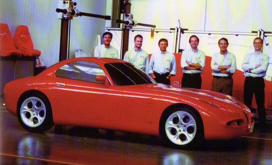 1996-Alfa-Romeo-Nuvola-Design-Team