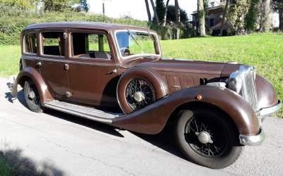 Lancia – Dilambda Touring