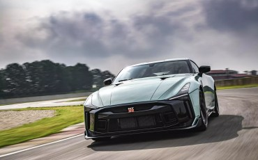 Italdesign premiers the first production Nissan GT-R 50