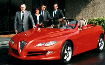 The Alfa Romeo Dardo